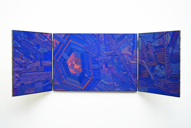 , 'Stimmen der Kurve,' 2016, Harlan Levey Projects