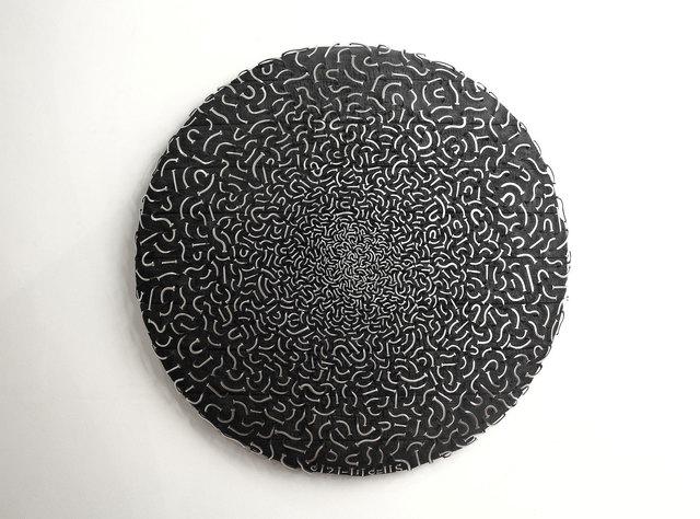 , '0121-1110=115042,' 2015, Albemarle Gallery | Pontone Gallery