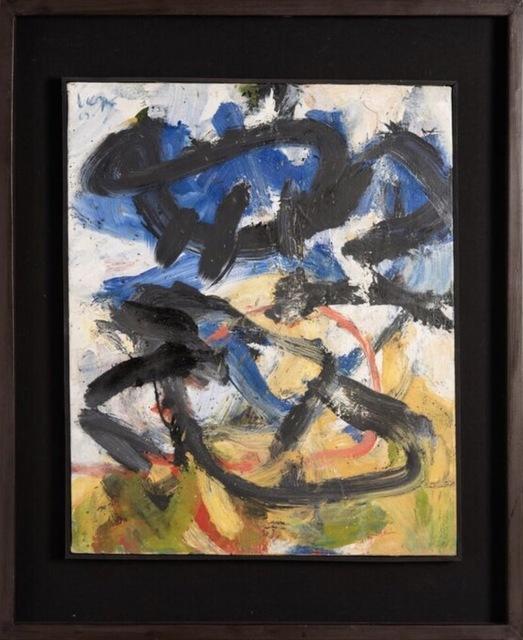 , 'FORMAS ESPONTÁNEAS I,' 1963, Ascaso Gallery