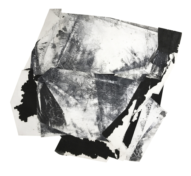 , 'Cluster No. 2 合体2号,' 2017, Ink Studio