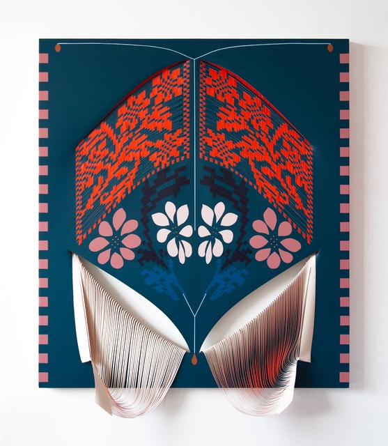 Cristina Camacho, 'Crowning at Midnight', 2019, Praxis