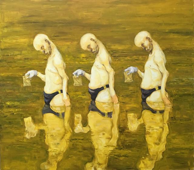 , 'Flood Samples,' 2016, Galleri Franz Pedersen