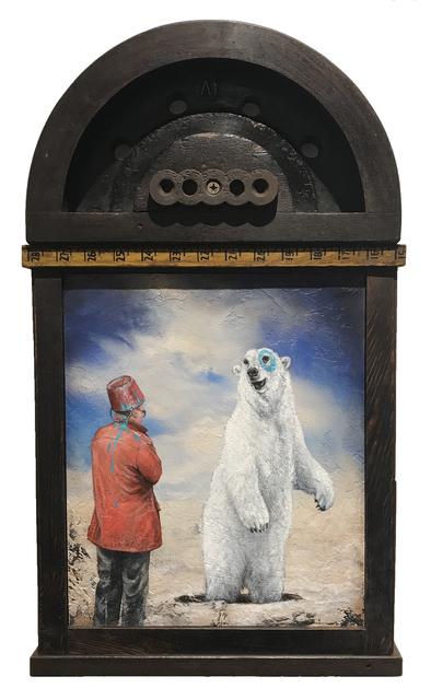 , 'Tag A,' 2017, Patricia Rovzar Gallery