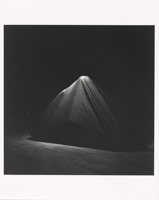, 'Bag Piece performed by Yoko Ono in Perpetual Fluxfest, Cinematheque, New York, June 27, 1965,' 1964, The Museum of Modern Art