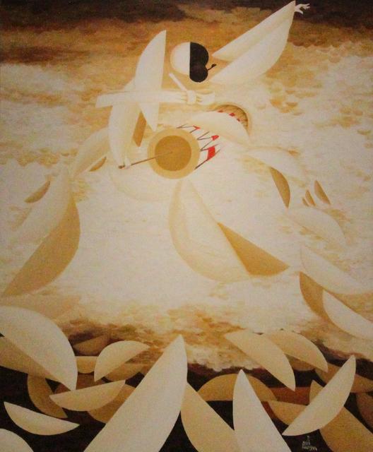 Kangja JUNG, 'Janggu Dance', 2013, Arario Gallery
