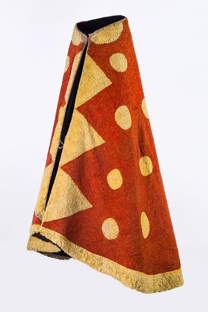 , 'Ahu 'ula (cloak),' mid-18th century, de Young Museum