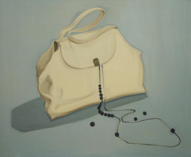 Pál Gerber, 'Ladies Bag with broken Pearl Necklace', 2003, VILTIN Gallery