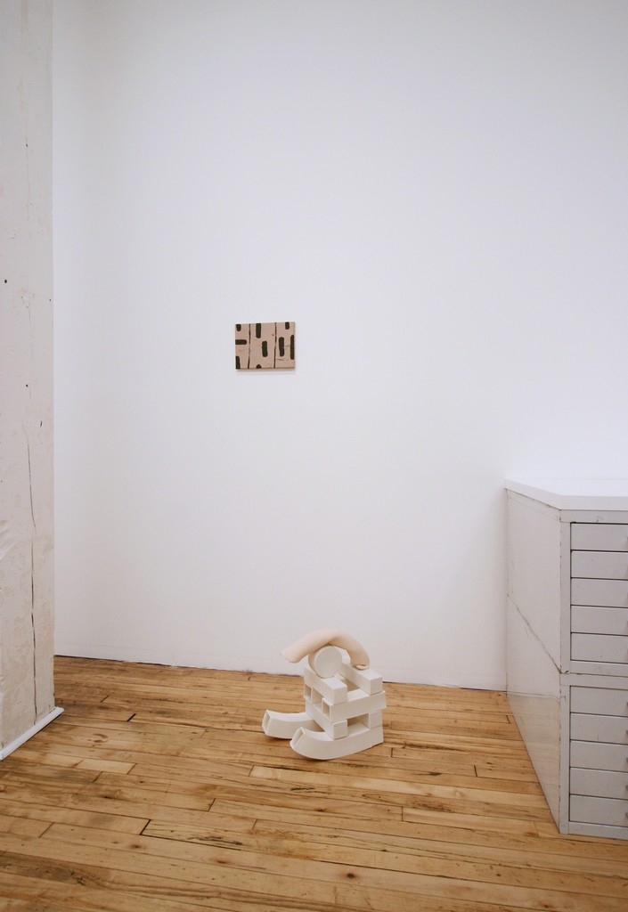 Installation view, Unknown Game Series