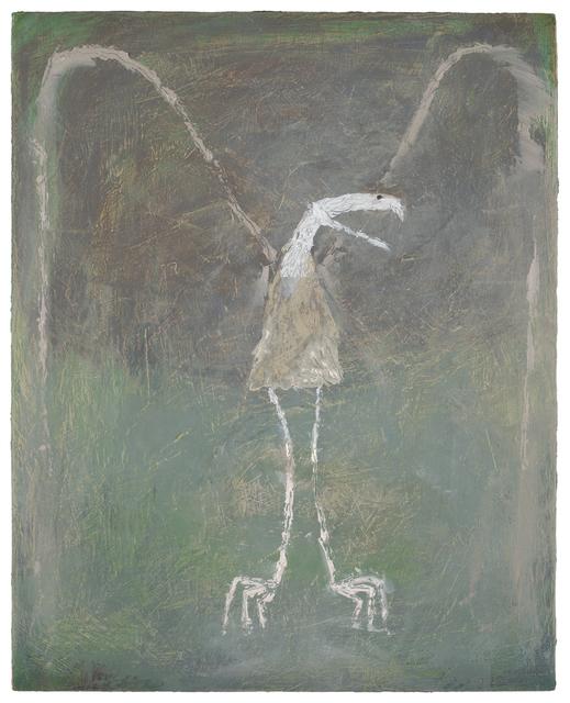 , 'Terrorbird,' 2015, ClampArt