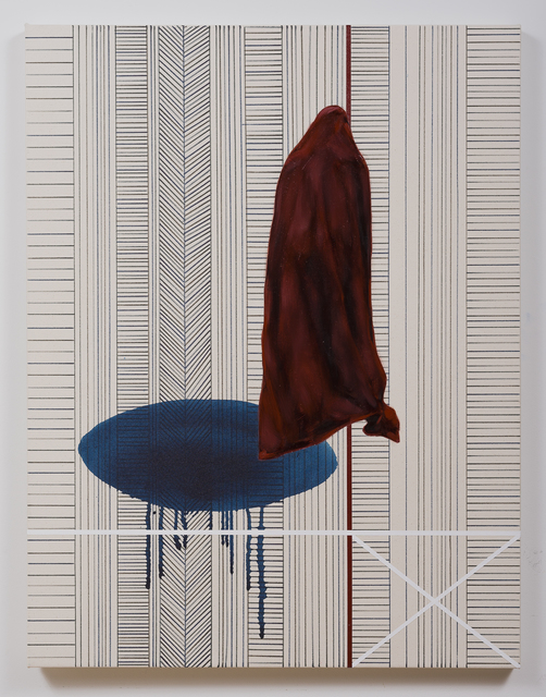 , 'Blanketed  18-002,' 2018, Ground Floor Gallery