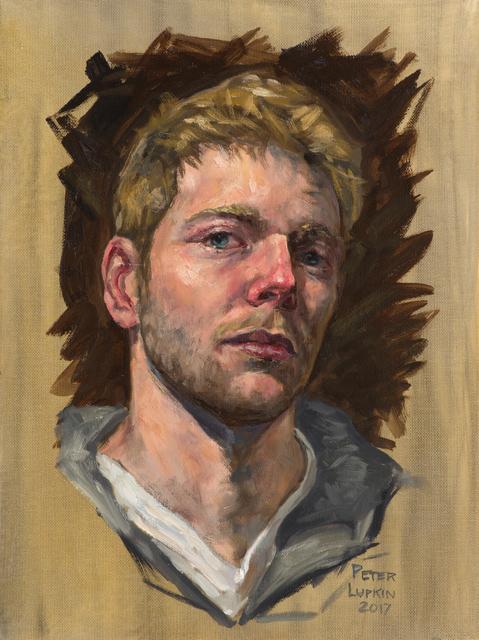 , 'Self Portrait,' 2017, Gallery Victor Armendariz