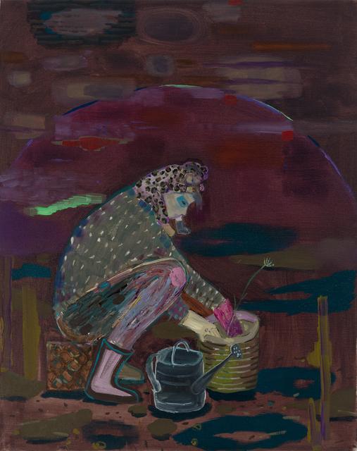 , 'On This Starless Night,' 2018, Asya Geisberg Gallery