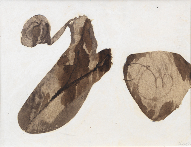 , 'Stone Leaf,' ca. 1979, Annely Juda Fine Art
