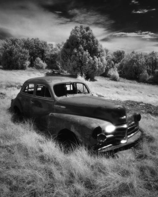 , 'Truchas Car #3,' , Modernist Frontier