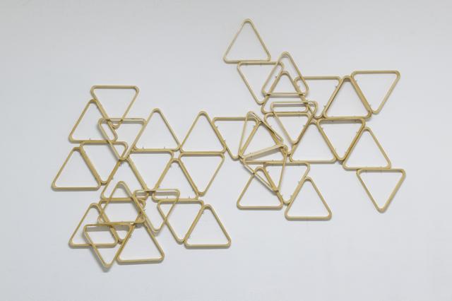 , 'Reticula No. 4,' 2014, Josée Bienvenu