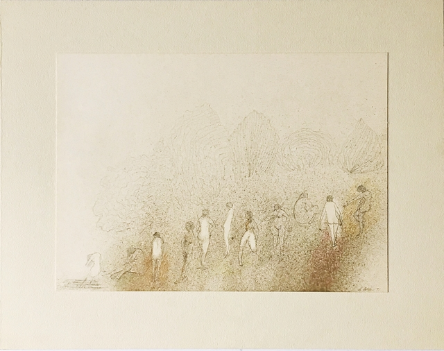 Stanley Boxer, 'Untitled V', 1971, Alpha 137 Gallery