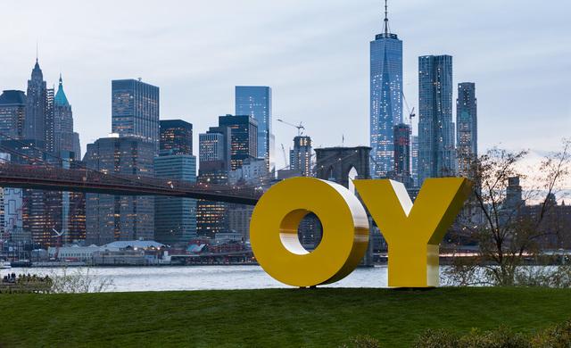 , 'OY/YO,' 2015, Paul Kasmin Gallery