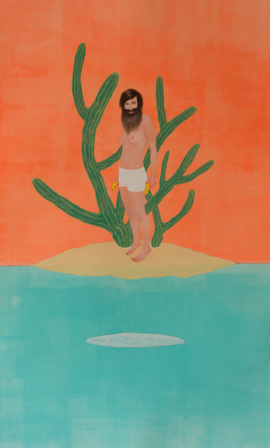 , 'Island I,' 2018, Linda Hodges Gallery