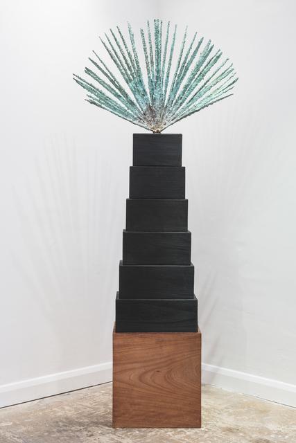 , 'Aten (Orpheus),' 2016, LAMB Arts