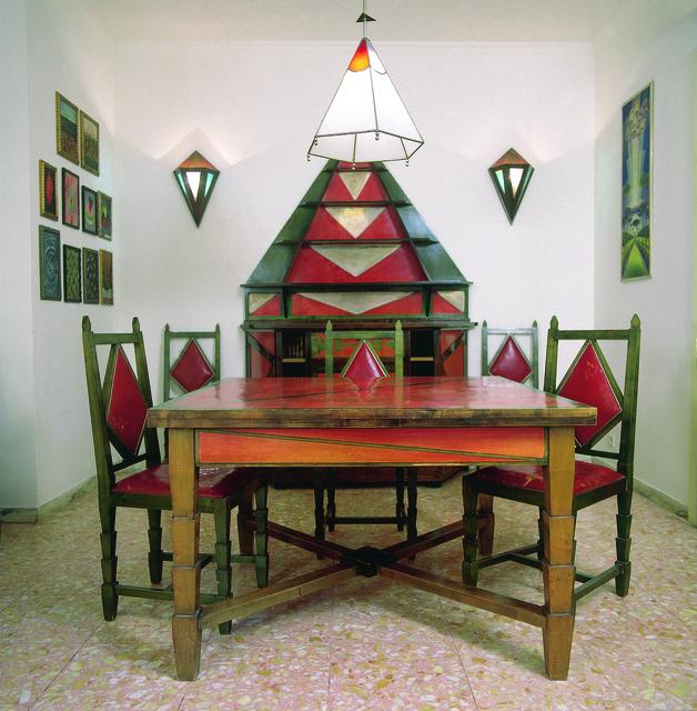 , 'Sala da pranzo di Casa Cimino,' , Triennale Design Museum