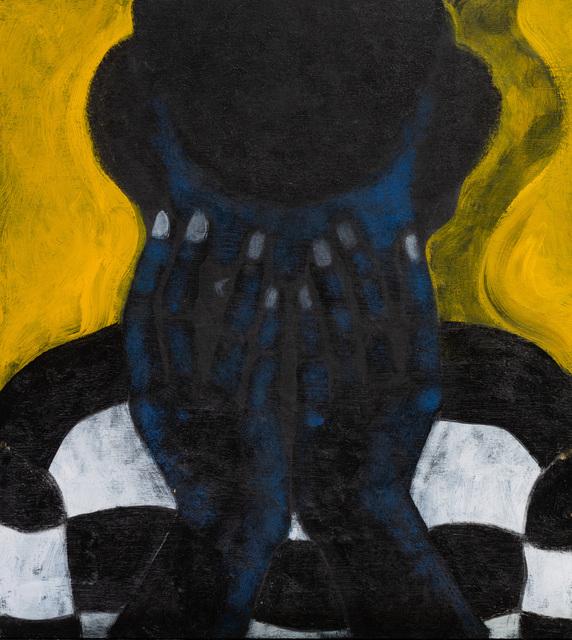 Abe Odedina, 'Heavier than lead ', 2019, Ed Cross Fine Art