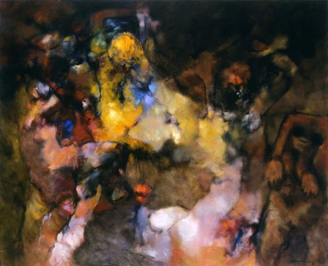 , 'Kenningar,' 1961, Michael Rosenfeld Gallery