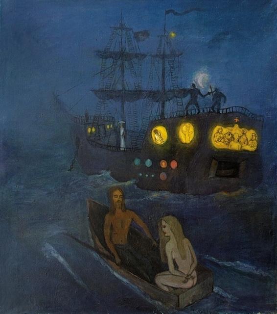 , 'Evening on the Raids,' 1984, Aspan Gallery