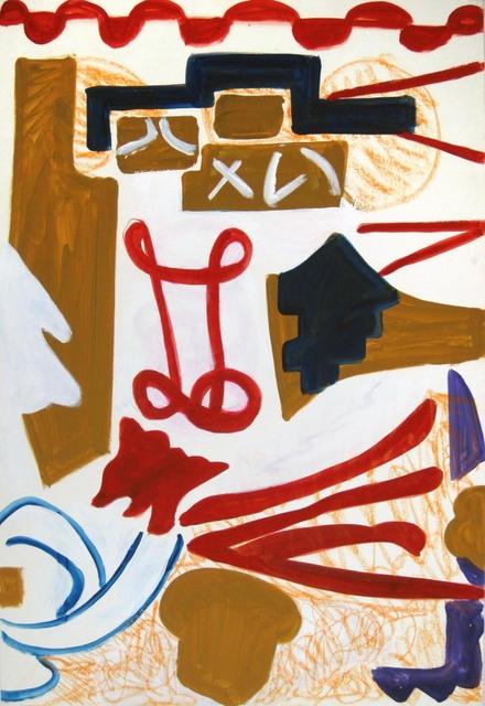 Shirley Jaffe, 'Untitled #61', Tibor de Nagy