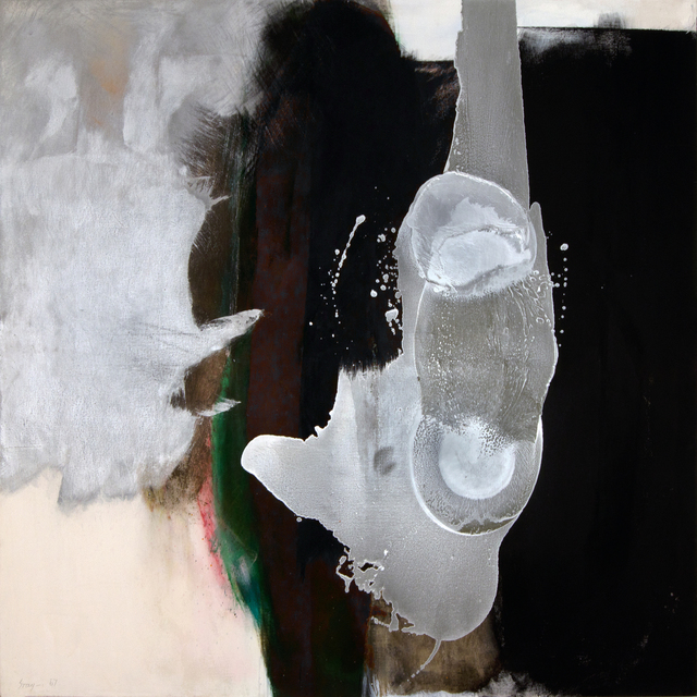 , 'Silver Diver,' 1967, McClain Gallery