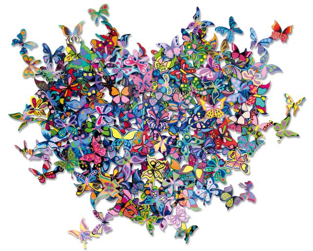 , 'My Heart Is All a Flutter,' ca. 2013, Eden Fine Art