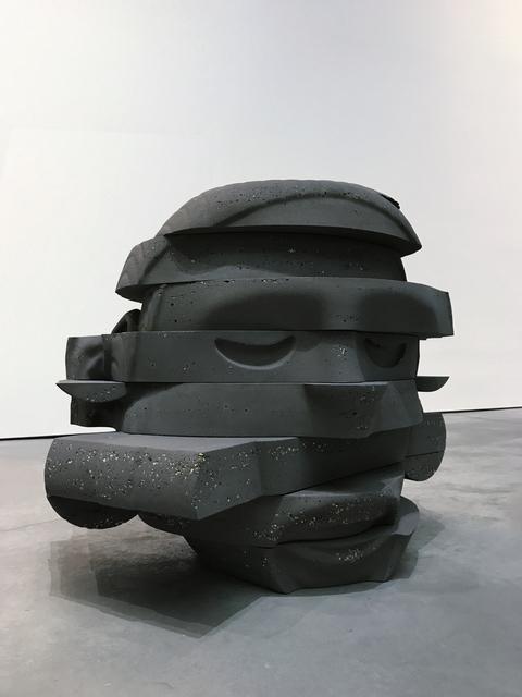 , 'Compression Loss (Xipe),' 2017, Galería OMR