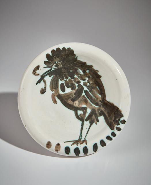 Pablo Picasso, 'Bird with worm (Oiseau au ver)', 1952, Phillips