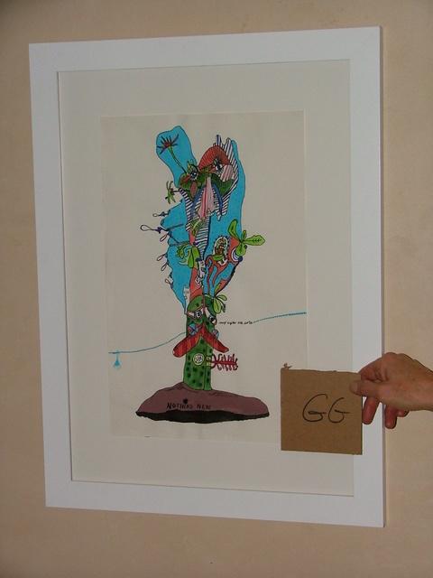 Jason McLean, 'My Eyes Are Sore ', 2003, Galerie Antoinette