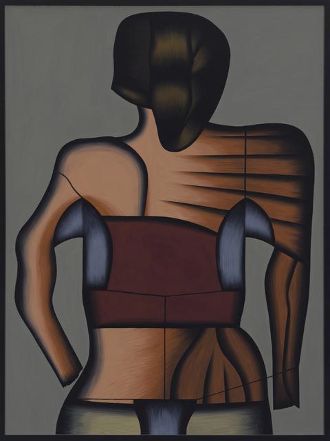 , 'Muscular Alternative,' 1979, MCA Chicago