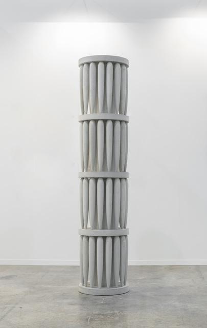 Tezontle, 'Torre Emplumada', 2018, PEANA
