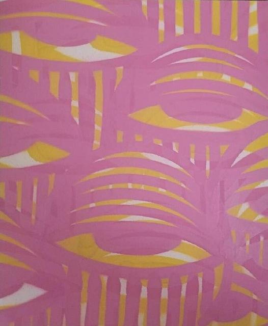 , 'Untitled (Pink/Yellow),' 2017, Marcel Katz Art
