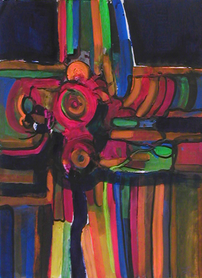 , 'Fiesta ,' 1958, Dolan/Maxwell