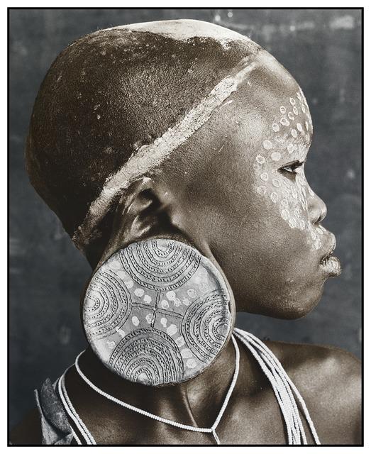 , 'Nale (18),Sure Tribe, Ethiopia,' 2010, Bernheimer Fine Art