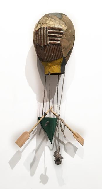 , 'Balloon Boat (green bottom),' 2020, BoxHeart