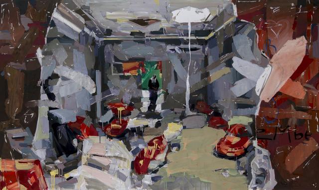 , 'Hill 9,' 2017, Zilberman Gallery