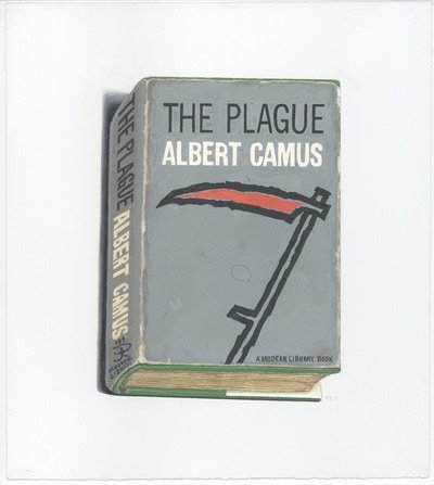 , 'The Plague,' 2017, Albert Merola Gallery