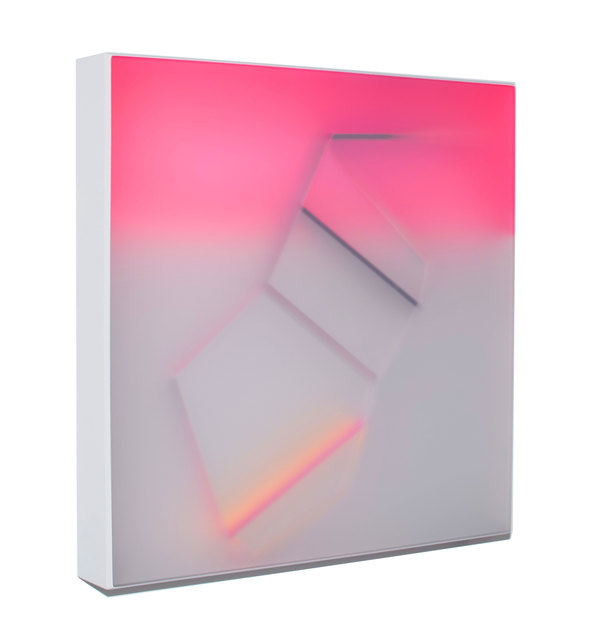 , 'Gray Pink Kame 2,' 2017, reference: contemporary