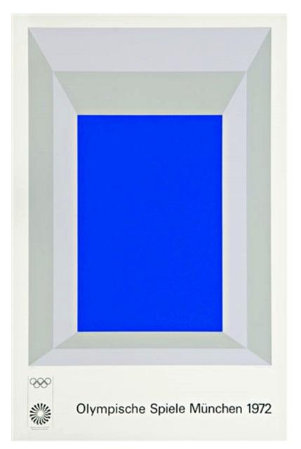 Josef Albers, 'Munich 1972 Olympic Games (Danilowitz 213)', 1970, Alpha 137 Gallery