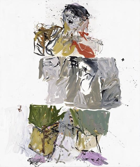 , 'Drei Streifen Mantel (Remix),' 2007, Galerie Thaddaeus Ropac