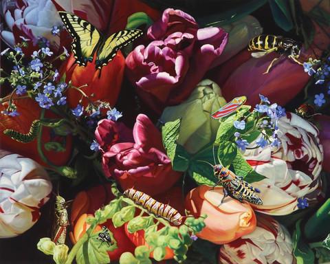 , 'The Exuberant Garden,' , ArtStar