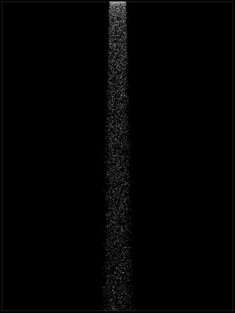 , 'Right stream,' 2018, Galerie Charlot