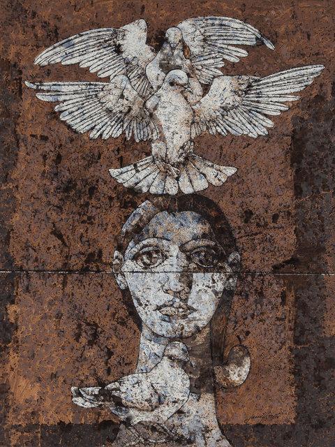 , 'The Messengers,' 2015, Albemarle Gallery | Pontone Gallery