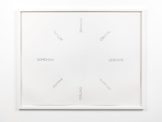 Robert Barry, 'Untitled', 2014, Alfonso Artiaco