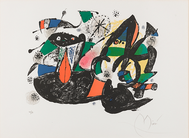 Joan Miró, 'Untitled', Rago/Wright