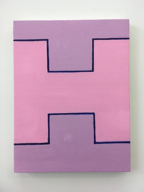 , 'Pink: Blue (H) #2,' , Amos Eno Gallery